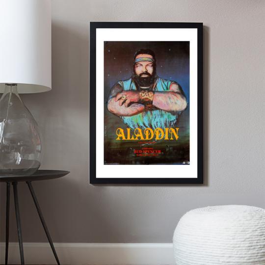 Aladdin filmplakát