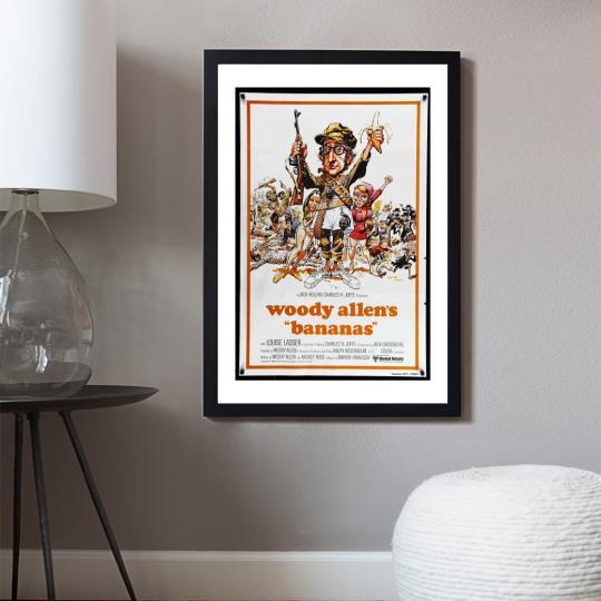 Banánköztársaság filmplakát