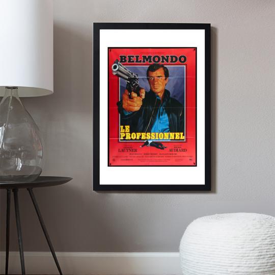 A profi filmplakát