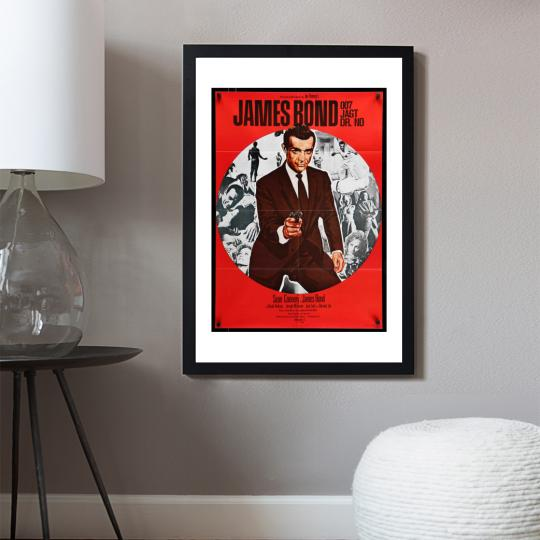 Dr. No filmplakát