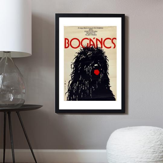 Bogáncs filmplakát