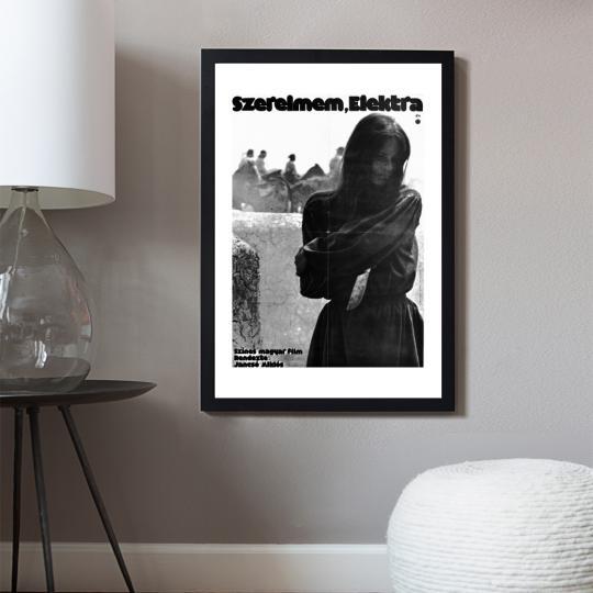 Szerelmem Elektra filmplakát