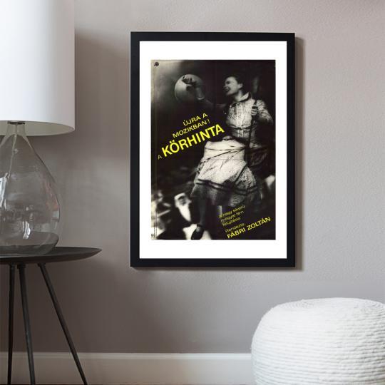A körhinta filmplakát