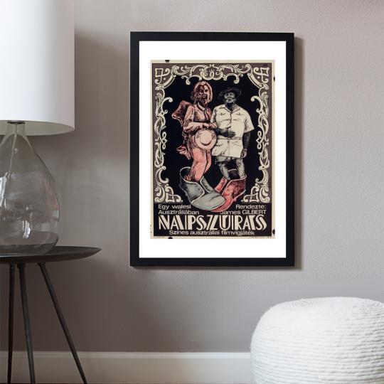Napszúrás filmplakát