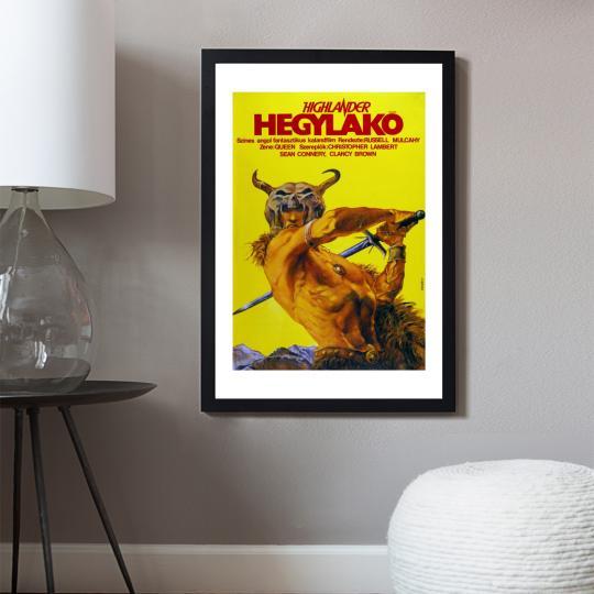 Hegylakó filmplakát