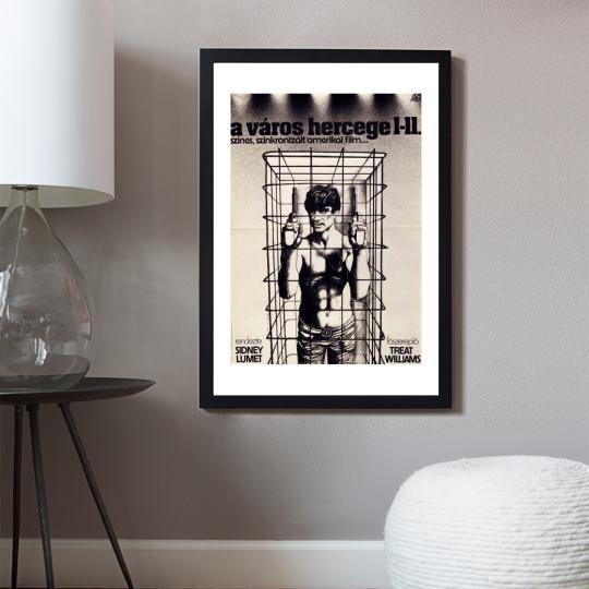 A város hercege filmplakát