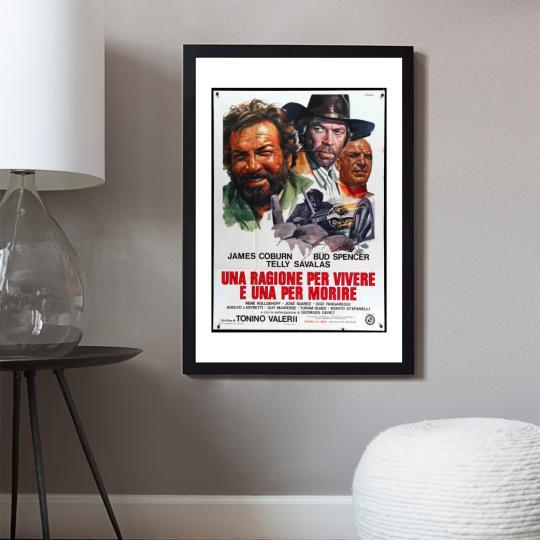 Élet vagy halál filmplakát