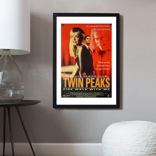 Twin Peaks - Tűz jöjj velem filmplakát