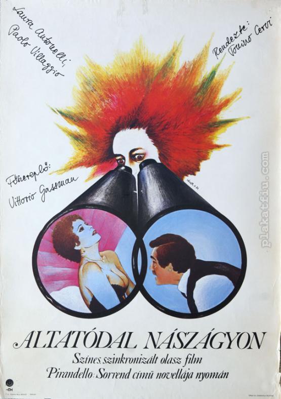 Altatódal nászágyon filmplakát