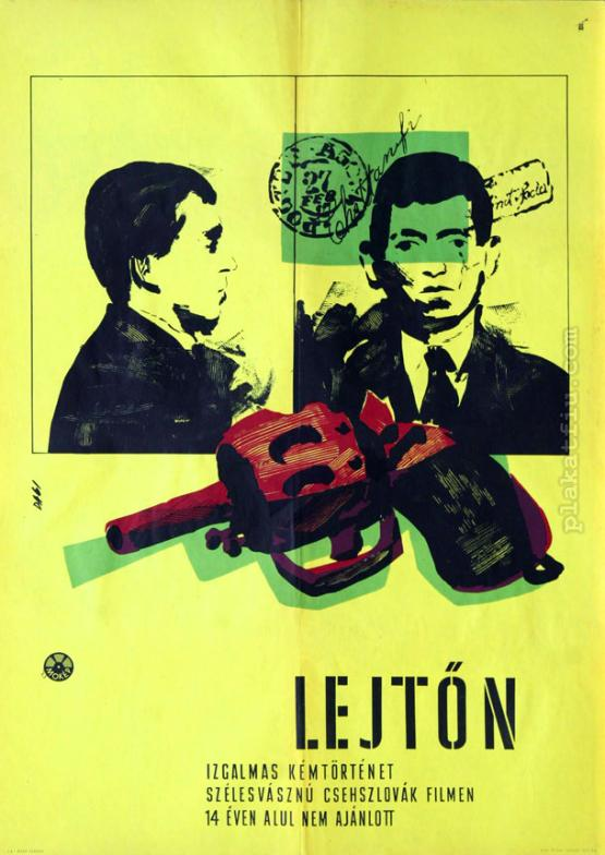 Lejtőn filmplakát