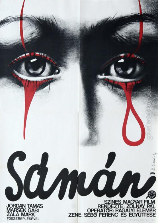 Sámán  filmplakát
