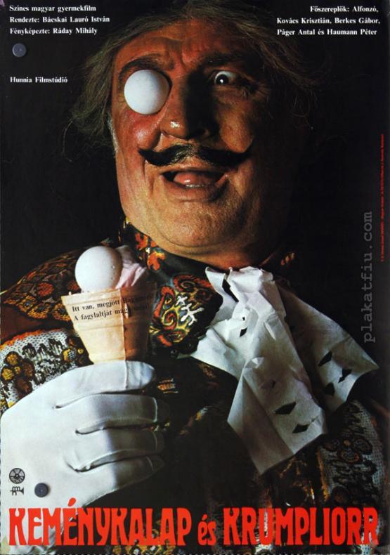 Keménykalap és krumpliorr filmplakát