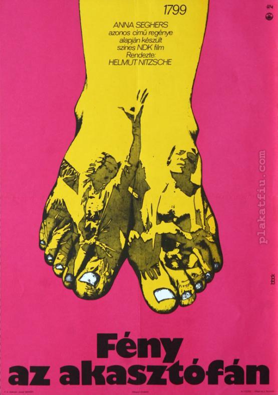 Fény az akasztófán filmplakát