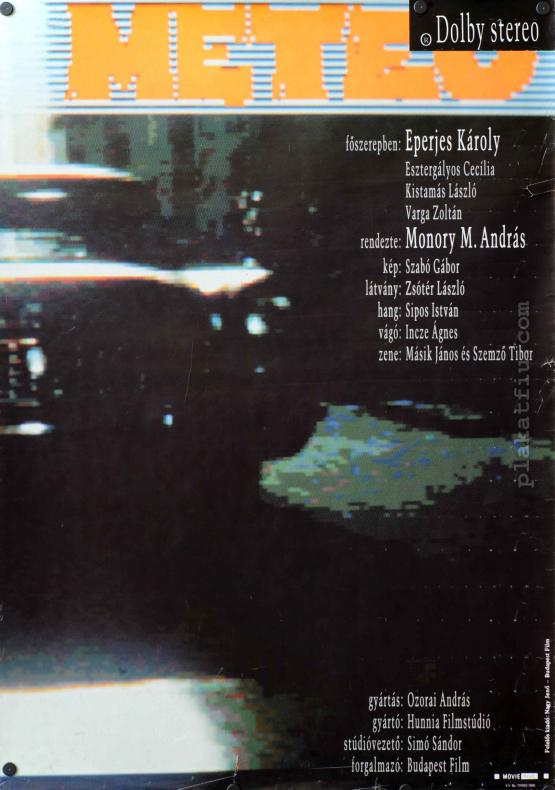 Meteo filmplakát