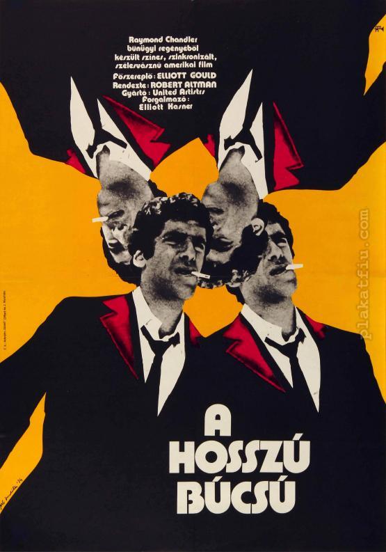 A hosszú búcsú movie poster