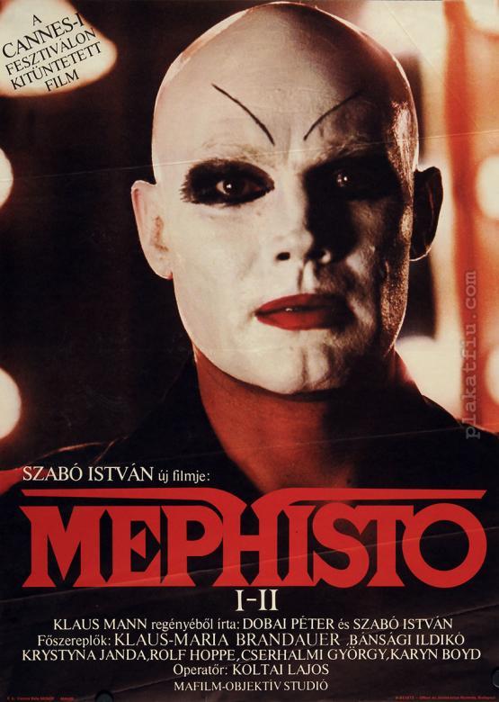 Mephisto filmplakát
