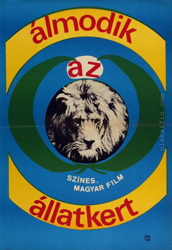 Álmodik az állatkert filmplakát