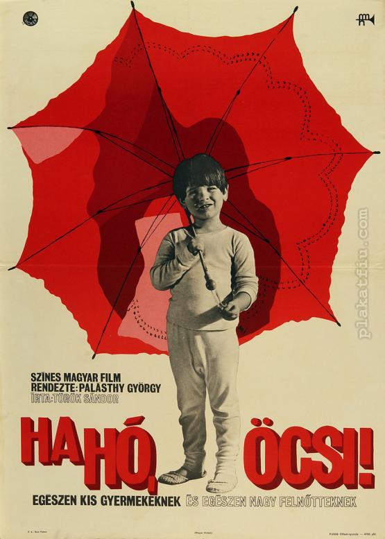 Hahó,Öcsi filmplakát