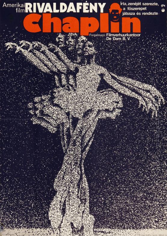 Rivaldafény filmplakát