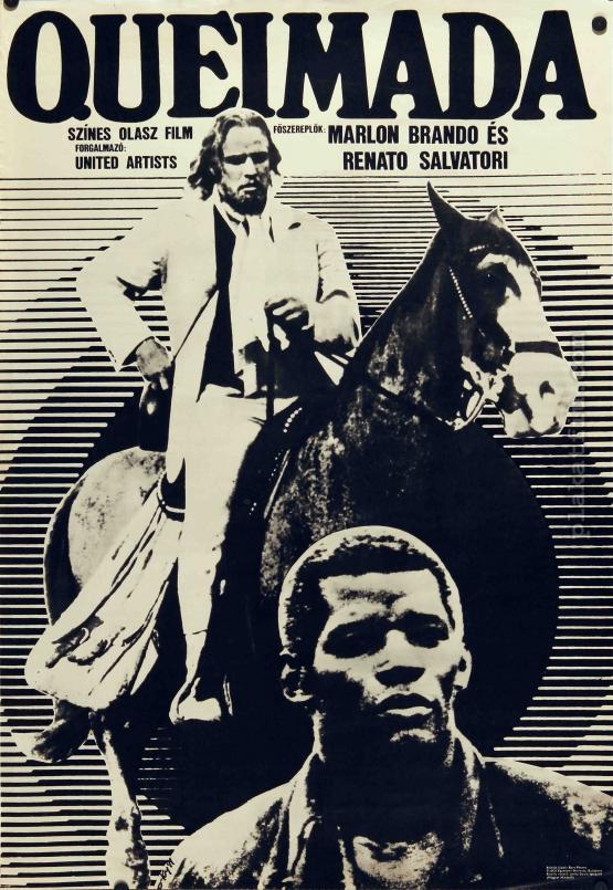 Queimada filmplakát