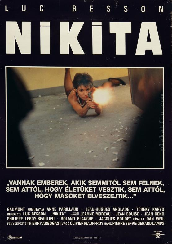 Nikita filmplakát
