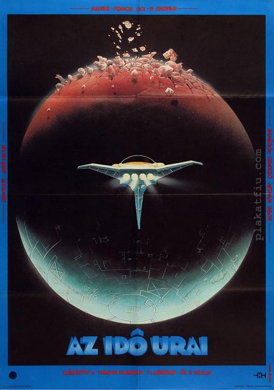 Az idő urai filmplakát