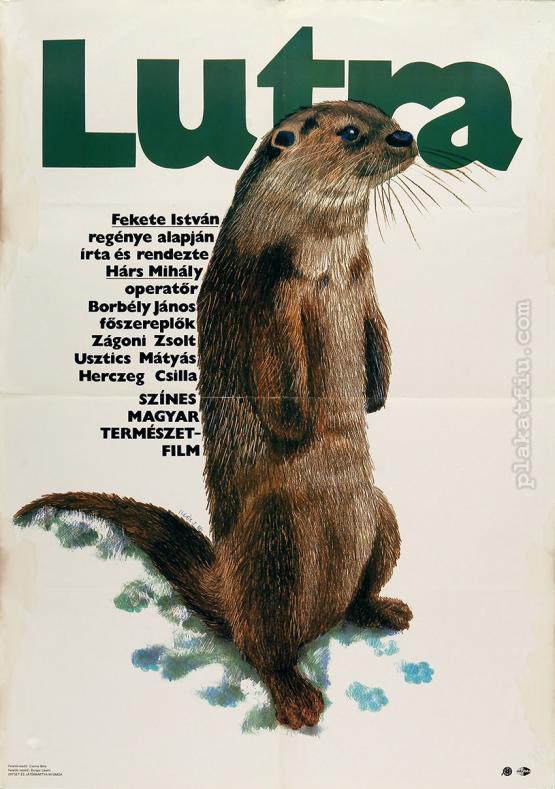Lutra filmplakát