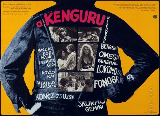 A Kenguru filmplakát