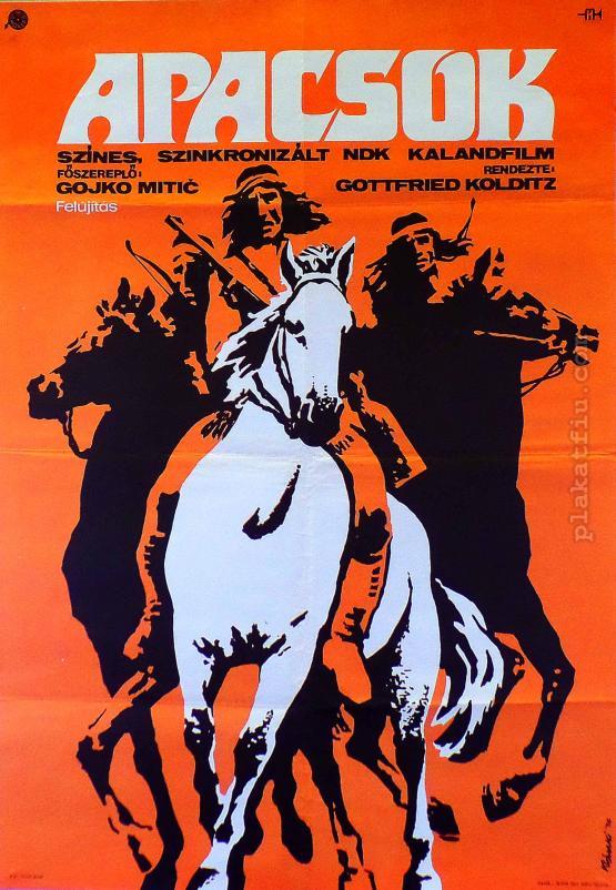 Apacsok filmplakát