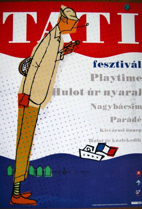 Tati Fesztivál filmplakát