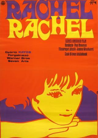 Rachel, Rachel filmplakát