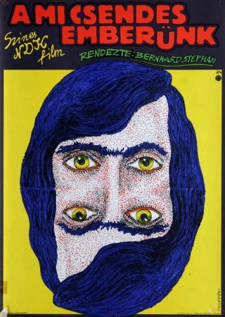 A mi csendes emberünk filmplakát