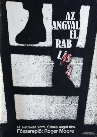 Az Angyal elrablása filmplakát