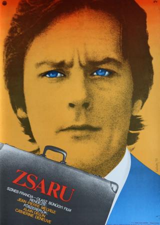 Zsaru filmplakát