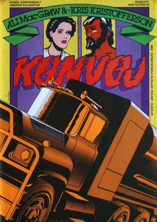 Konvoj filmplakát