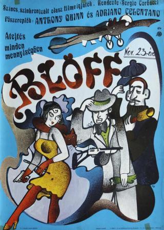 Blöff filmplakát