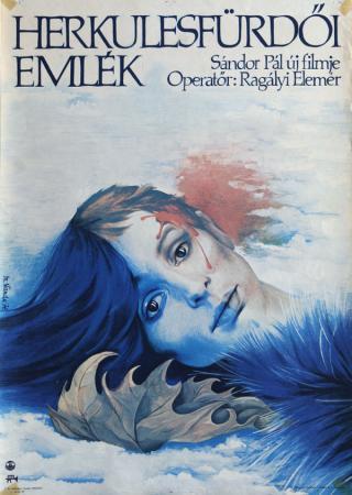 Herkulesfürdői emlék filmplakát