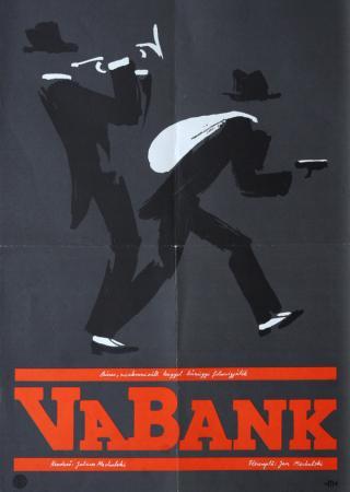 Vabank filmplakát