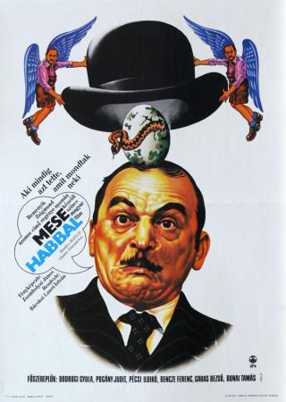 Mese habbal filmplakát