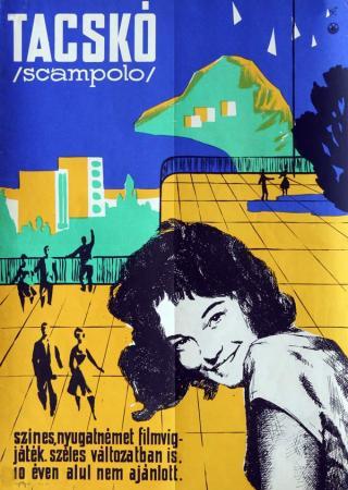 Tacskó filmplakát
