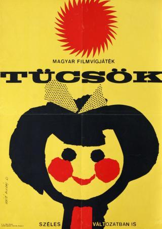 Tücsök filmplakát