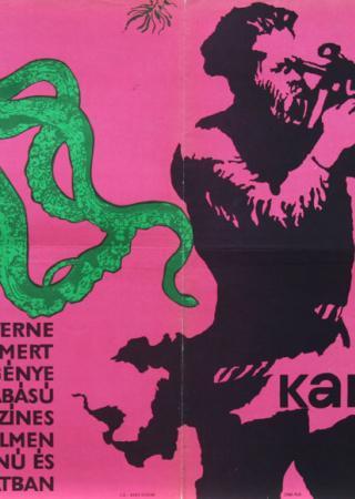Némó Kapitány filmplakát