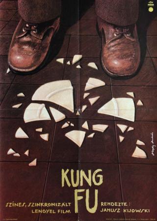 Kung Fu filmplakát