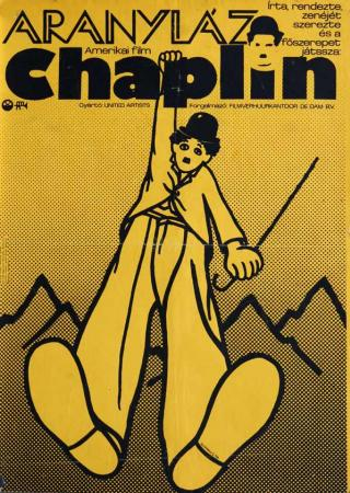 Aranyláz filmplakát