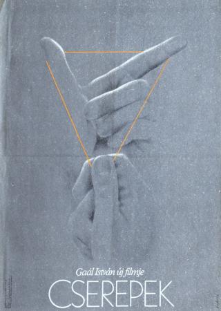 Cserepek filmplakát