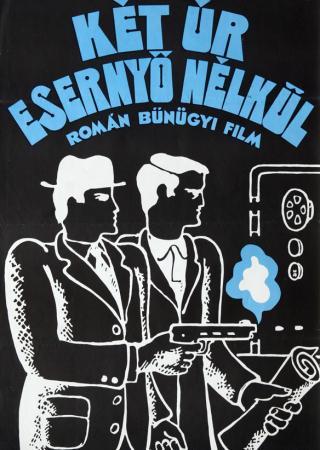 Két úr esernyő nélkül filmplakát