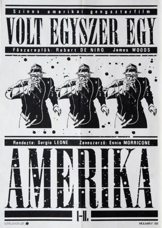 Volt egyszer egy Amerika… filmplakát