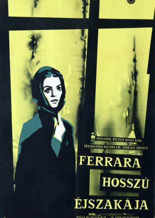 Ferrara hosszú éjszakája  filmplakát