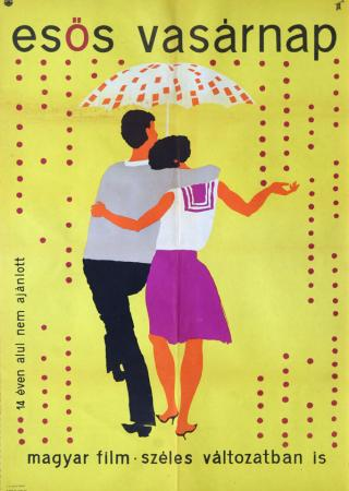 Esős vasárnap filmplakát