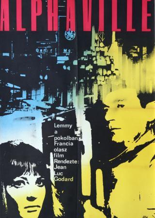 Alphaville filmplakát